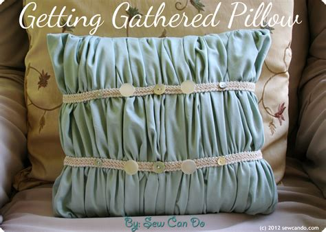 The Getting Gathered Pillow