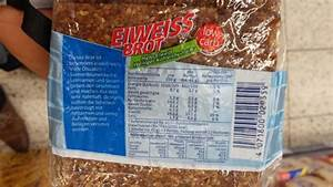 Low Carb Nährwerte Berechnen : kaufland eiweiss brot low carb kalorien n hrwerte ~ Themetempest.com Abrechnung