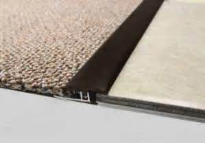 Vinyl Tile To Carpet Transition Strips by Carpet Edging Metal Trim