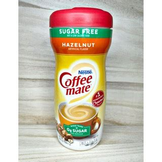 Another thing you can do is learn to make some of your own products, such as this sugar free, keto coffee creamer. Coffee mate Sugar Free in French Vanilla | coffeemate creamer | 289.1g | Diabetic Keto low carb ...