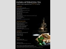 Afternoon Tea at Park Grand London Hotels