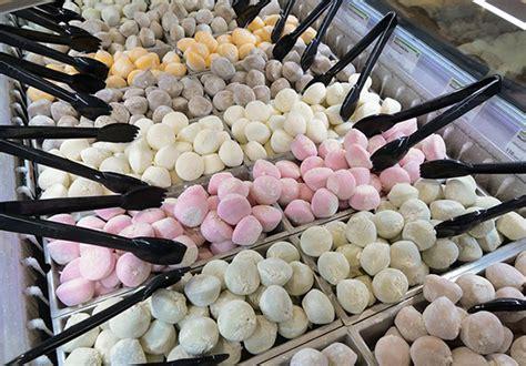 mochi ice cream     foods market
