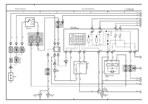 2013 Tacoma Trailer Wiring Harnes Diagram by 2014 Toyota Tacoma Wiring Diagram Parts