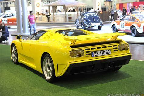 March 1992, geneva motor show specs: 1992 Bugatti EB110 SS Gallery   Gallery   SuperCars.net
