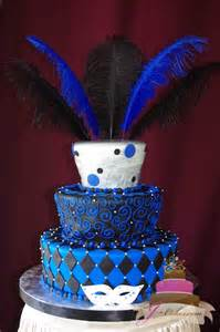 pink mardi gras mask sweet sixteen and quinceañera cakes jcakes