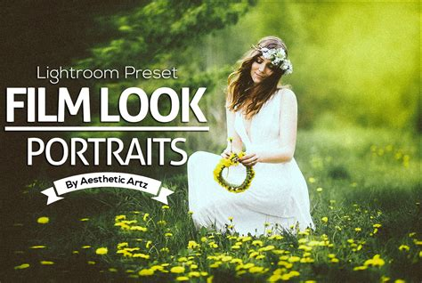 With the click of a button, you can have a stylized image that evokes an emotional response from viewers and attracts potential. FREE DOWNLOAD FILM LOOK Portraits Lightroom Preset by ...
