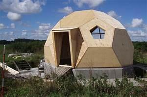 Prefab Geodesic Dome Home: Modern Prefab Modular Homes ...