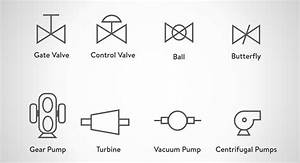 Zr 0526  Block Valve Pid Symbol On Electrical Schematic