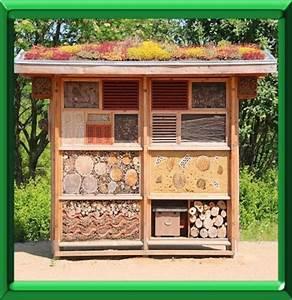 Abri à Insectes : abri insectes jardin maison design ~ Premium-room.com Idées de Décoration