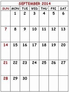 Free Is My Life  Freeismylife September 2014 Calendar