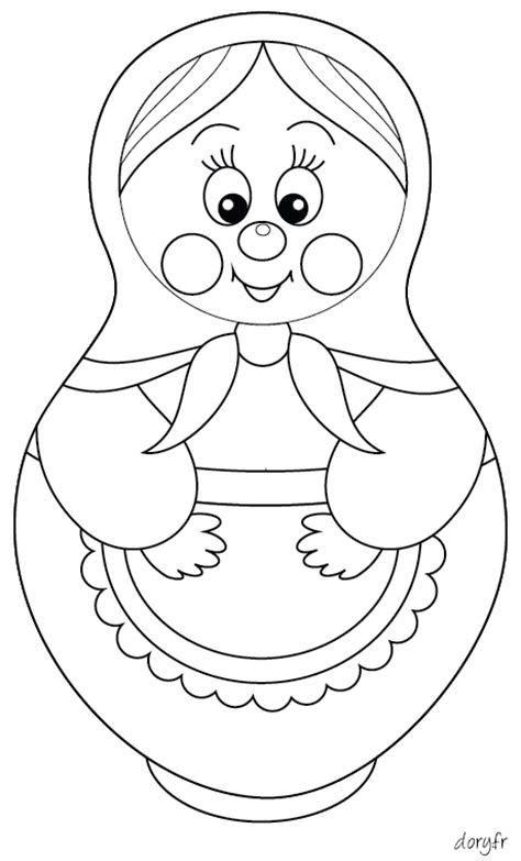 ustensiles de cuisine en p coloriage à imprimer une poupée russe dory fr coloriages