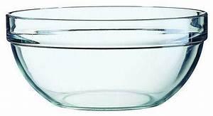 Saladier En Verre : saladier en verre empilable 23cm saladier empilable arcoroc comparer les prix de saladier en ~ Teatrodelosmanantiales.com Idées de Décoration