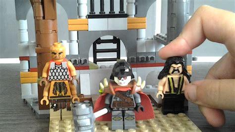 Lego Mortal Kombat Goro Shangtung And Shao Khan Youtube