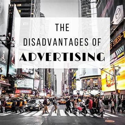 Advertising Disadvantages Advertisement Limitations Advantages Camp Lackland