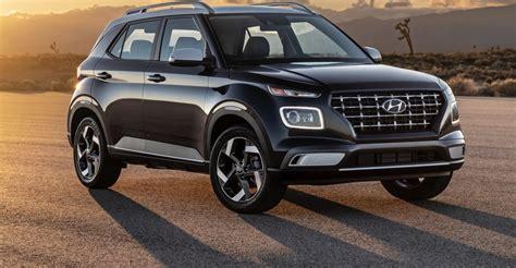 2020 Hyundai Venue city SUV unveiled: Australian launch ...