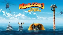 Madagascar 3: Europe's Most Wanted (2012) - Watch Viooz