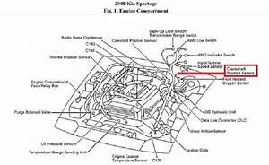 2001 Kia Sportage Engine Diagram