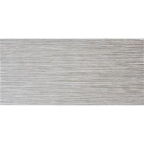 Home Depot Wall Tile Class porcelain wall tile metro gris 12 in x 24 in glazed