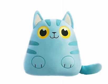 Cat Plush Toy Schroedinger Alive Schrodingers Dead