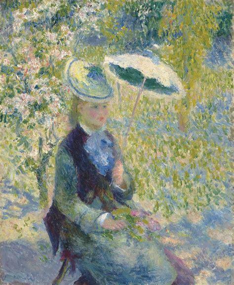 Pierre Auguste Renoir 1841 1919 Lombrelle 19th