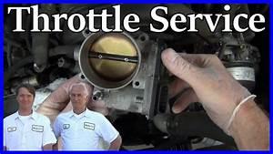 Throttle Actuator Service Toyota Tundra 2000-2006