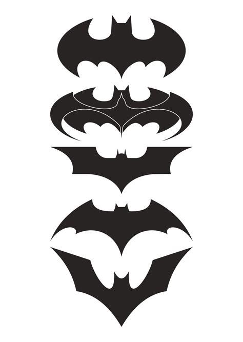 cool batman logo designs www imgkid com the image kid has it