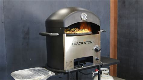blackstone patio oven review blackstone outdoor pizza oven for outdoor cooking