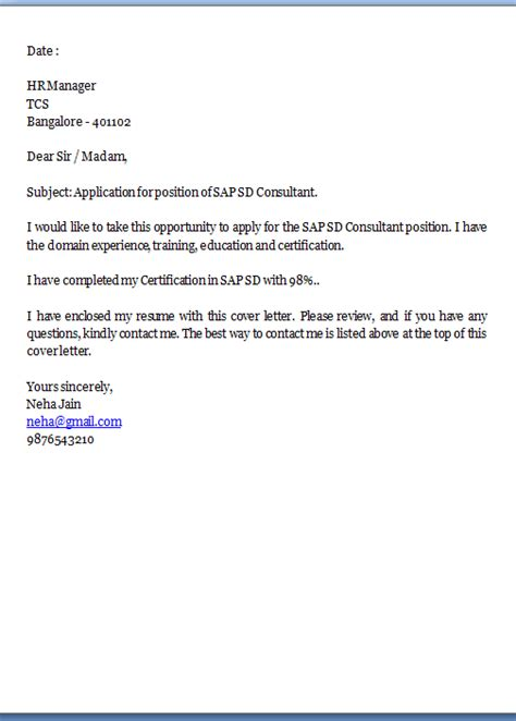 Covering Letter How To by It Covering Letter Cover Letter