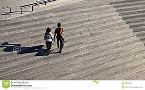 Two People Walking Royalty Free Stock Images - Image: 1414049