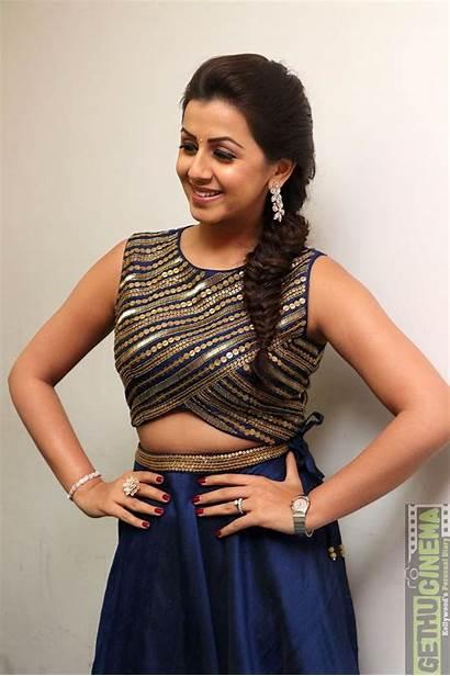 Tamil Glamour Actress Nikki Galrani Latest Meet