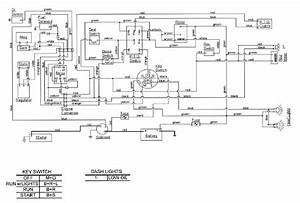 Cub Cadet Ignition Switch Diagram