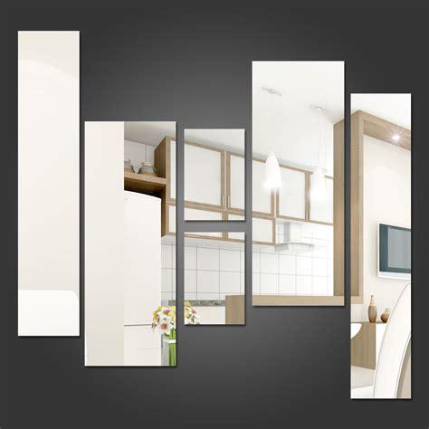 espelho decorativo retângulos personalizáveis modelo exclusivo bemcolar