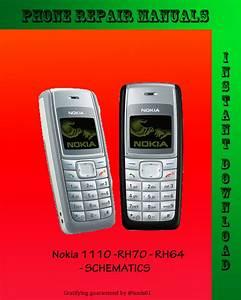 Nokia 1110  1600 Schematics