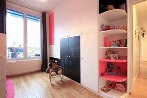 Agencer Une Chambre : amnagement chambre enfant amnagement chambre bb marron ~ Zukunftsfamilie.com Idées de Décoration