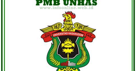 pendaftaran mahasiswa  unhas  pendaftaran