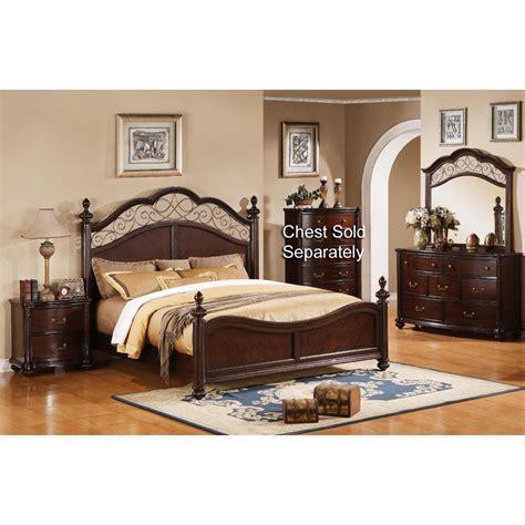 Derbyshire International Furniture 6piece Queen Bedroom Set