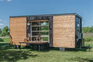 Cedar Lamp by Comfort And Luxury In A Tiny House Format