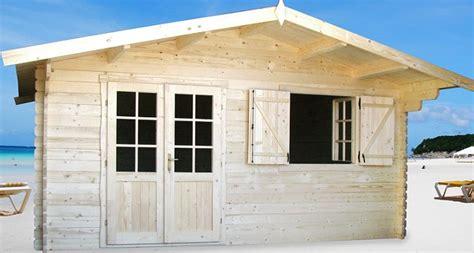 chalet habitable pas cher abri de jardin lyon 20m 178 chalet jardin en bois en kit sans permis de construire
