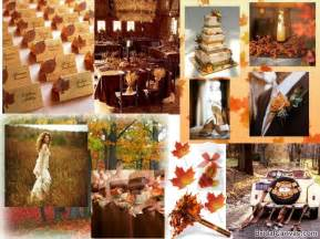 fall weddings tbdress fall wedding themes can make your wedding a special event
