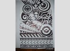 Tatuajes Maories Brazaletes Plantillas