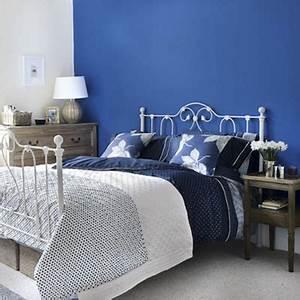 Chambre Bleu Nuit : d coration chambre bleu marine ~ Melissatoandfro.com Idées de Décoration