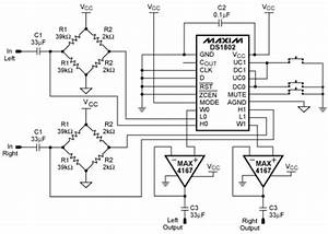Stereo Potentiometer Wiring Diagram