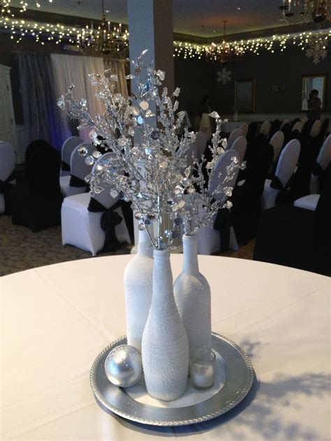 i made 12 of these centerpieces for a new years eve