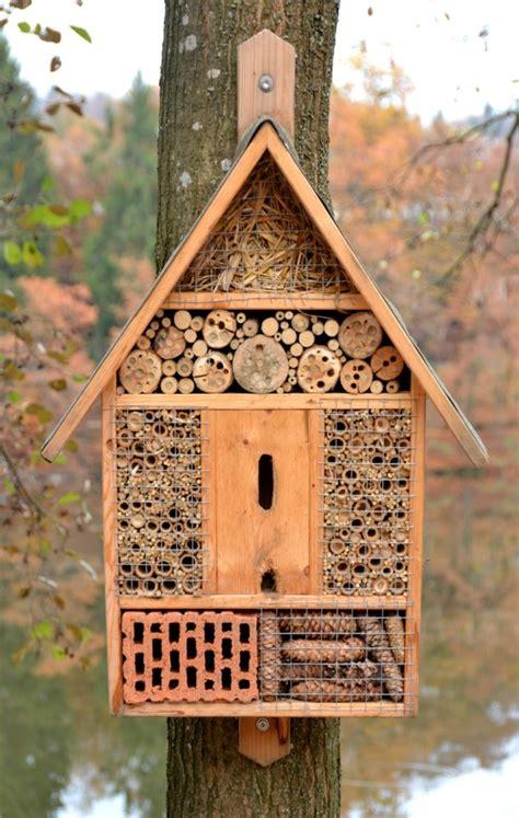 insektenhotel selber machen insektenhotel selber bauen 69 ideen und bauanleitungen archzine net