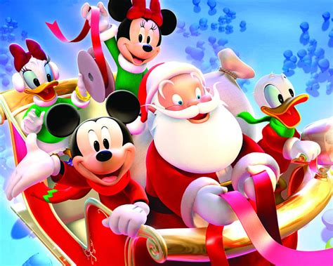 mickey mouse christmas christmas wallpaper 2735431 fanpop