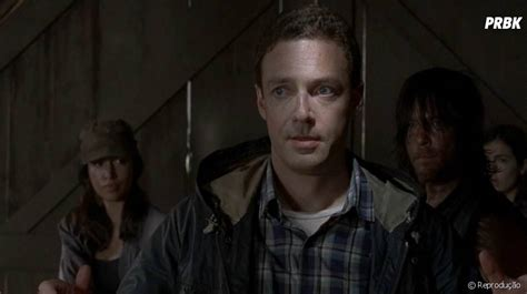 ross marquand brother em the walking dead aaron ross marquand foi quem