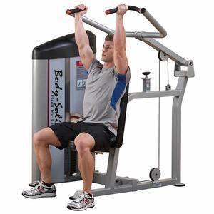 Chest & Shoulder Machines   Chest Press, Flys, Shoulder Press