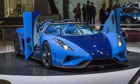 2018 Geneva Motor Show Highlights