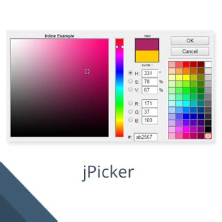 5 best html color picker plugins