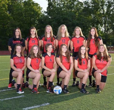 livonia churchill high school girls junior varsity volleyball fall